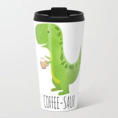 Coffee-saur Travel Mug