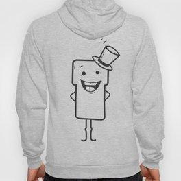 Mr. Hat Hoody