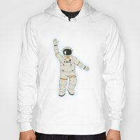 outer space Hoodies featuring Outer Space by Tuylek