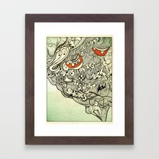 &viva Framed Art Print