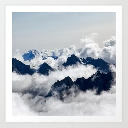 mountain # 5 Art Print
