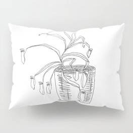 pitcher plant Pillow Sham