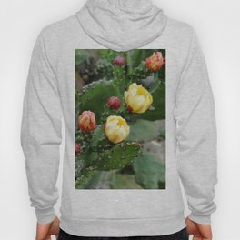 Cactus with flower Hoody