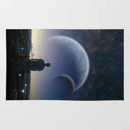 Space Explorer Rug