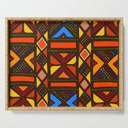 African Style No6, Sahara Desert Serving Tray