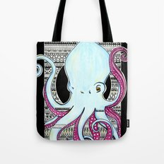 Octopusss Tote Bag