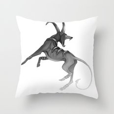 Apocrypha Throw Pillow