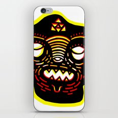 re edition iPhone & iPod Skin