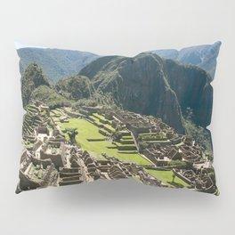 Machu hu Peru Pillow Sham