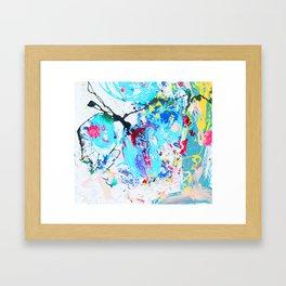 Grandmother Mother Love Framed Art Print