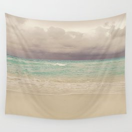 Coming Storm Wall Tapestry