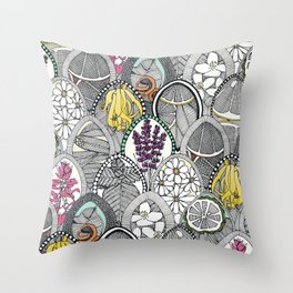 aromatherapy Throw Pillow