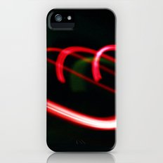 Red Coil (iPhone Cover) iPhone (5, 5s) Slim Case
