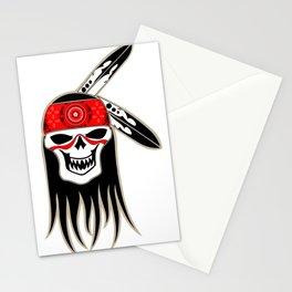 Skull Spirit Stationery Cards