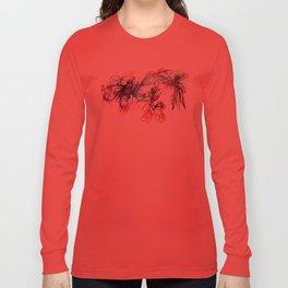 Galaxies Long Sleeve T-shirt