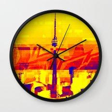 Toronto   Project L0̷SS   Wall Clock