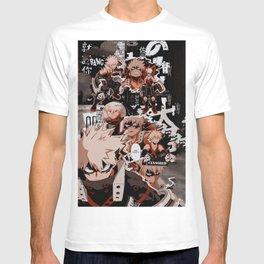 KATSUKI BAKUGO T-shirt