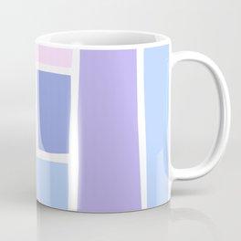 Lilac Mozaic Coffee Mug