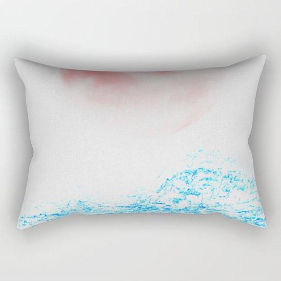 Tidal Rectangular Pillow