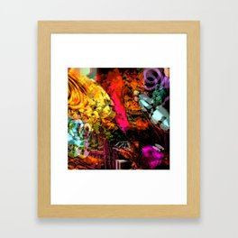 Calalope Framed Art Print