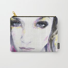 Tori Black Carry-All Pouch