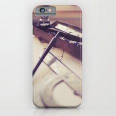 pen and ink iPhone 6s Slim Case