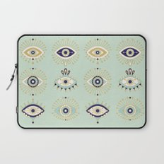 Evil Eye Collection Laptop Sleeve
