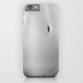 Bodyscape. Naked woman iPhone Case