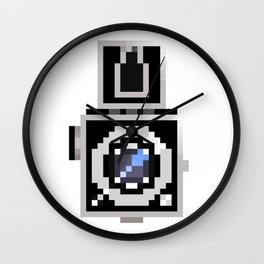 The Picture Box Wall Clock