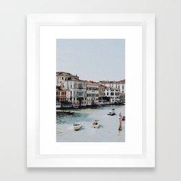 venice ii / italy Framed Art Print