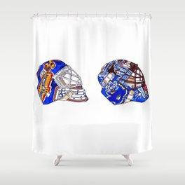 Joseph - Masks Shower Curtain