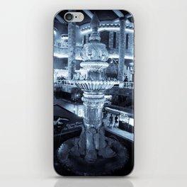 Twilight Fountain iPhone Skin