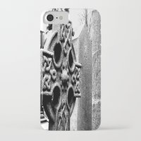 gothic iPhone & iPod Cases featuring Gothic by Kim Ramage