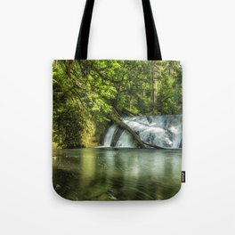 Lower North Falls Tote Bag