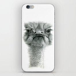 Ostrich G119 iPhone Skin