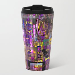 A Litany (of Complaints) [A.N.T.S. Series] Travel Mug