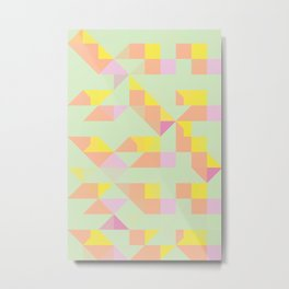 color story - candyland Metal Print