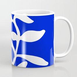 blue stem Coffee Mug