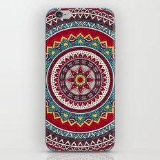 Hippie Mandala 7 iPhone & iPod Skin
