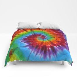 Tie Dye 004 Comforters