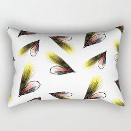Munroe Killer Fishing Fly Rectangular Pillow
