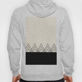 Black Triangles Hoody