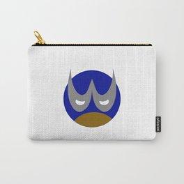 W Emoji Superhero Carry-All Pouch