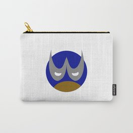 W Emoji Superhero Carry-All Pouch