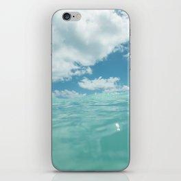 Hawaii Water VII iPhone Skin