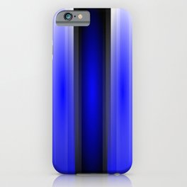 In the blue light iPhone Case