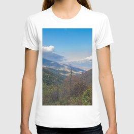 Blue Ridge Peaks T-shirt