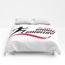 Cross country Comforters