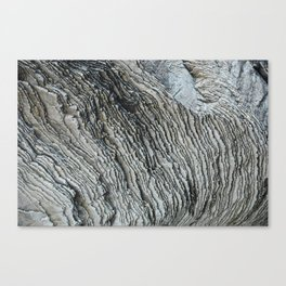 Rock Formation Canvas Print