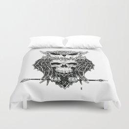 Owl Cave Duvet Cover